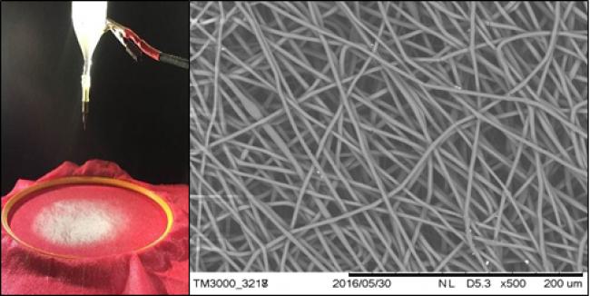 Влияние озона на физико-механические свойства нетканых материалов медицинского назначения на основе биополимеров
